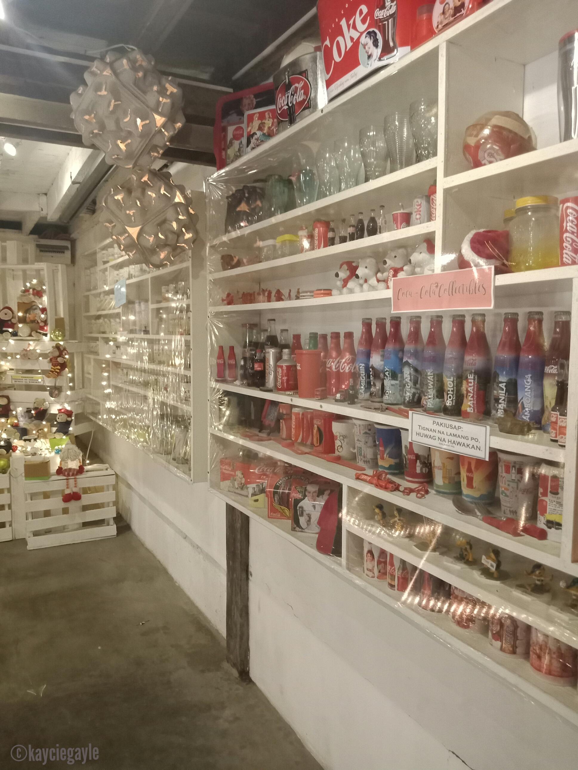 Christmas at Casa Tetangco Coca Cola Collectibles