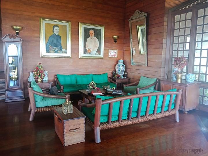 living room 2 mitra's ranch palawan- misswoman.co - kayciegayle