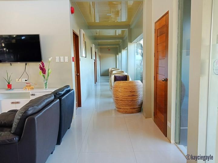 hallway -  rema tourist inn - palawan misswoman.co