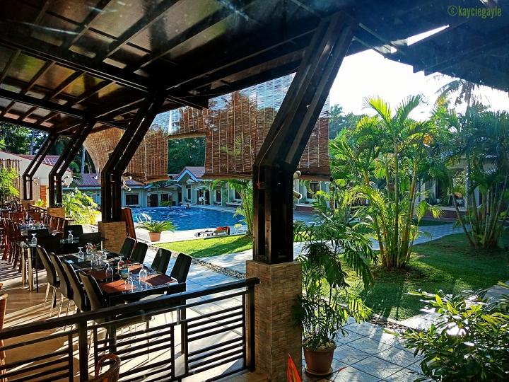 lush greenies & Fresh environment -  rema tourist inn - palawan misswoman.co