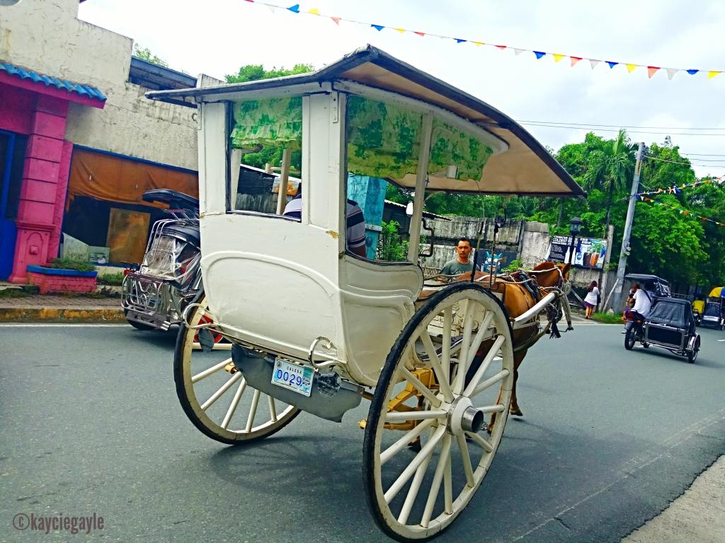 San Fernando Pampanga Downtown Calesa