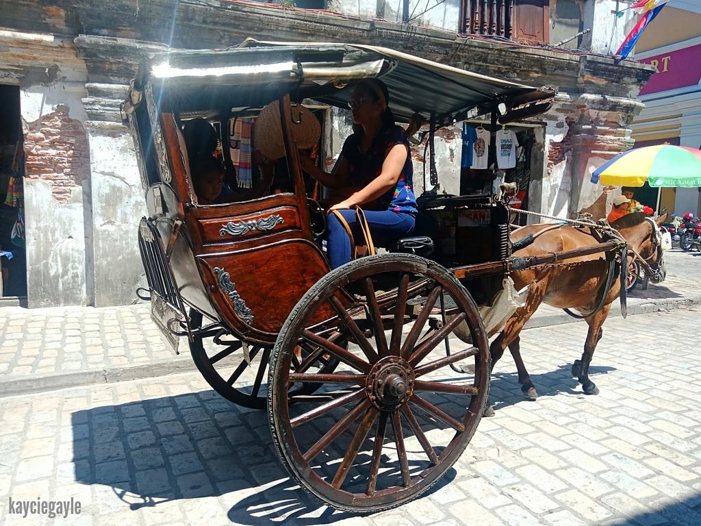 Calle Crisologo Vigan Calesa
