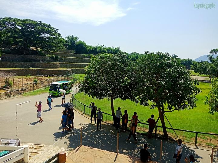 Baluarte Vigan Philippines Park Visitors
