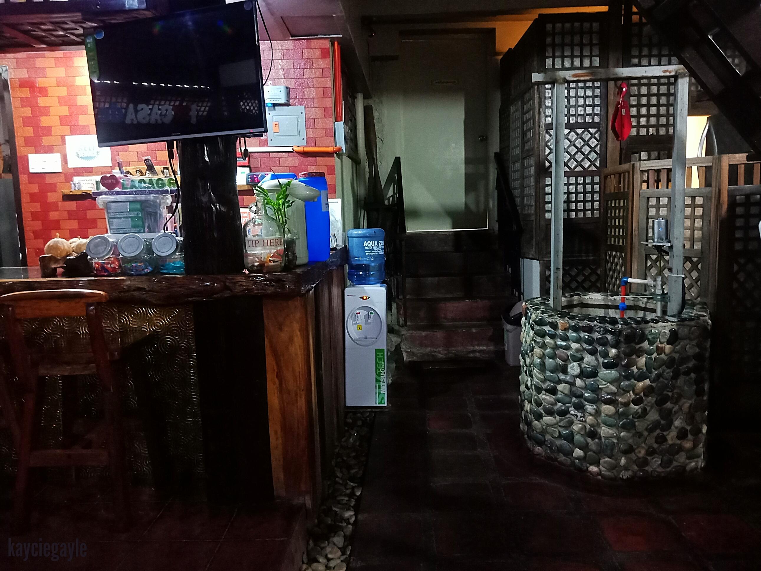 Casa de Viajero Tourist Inn Water Well