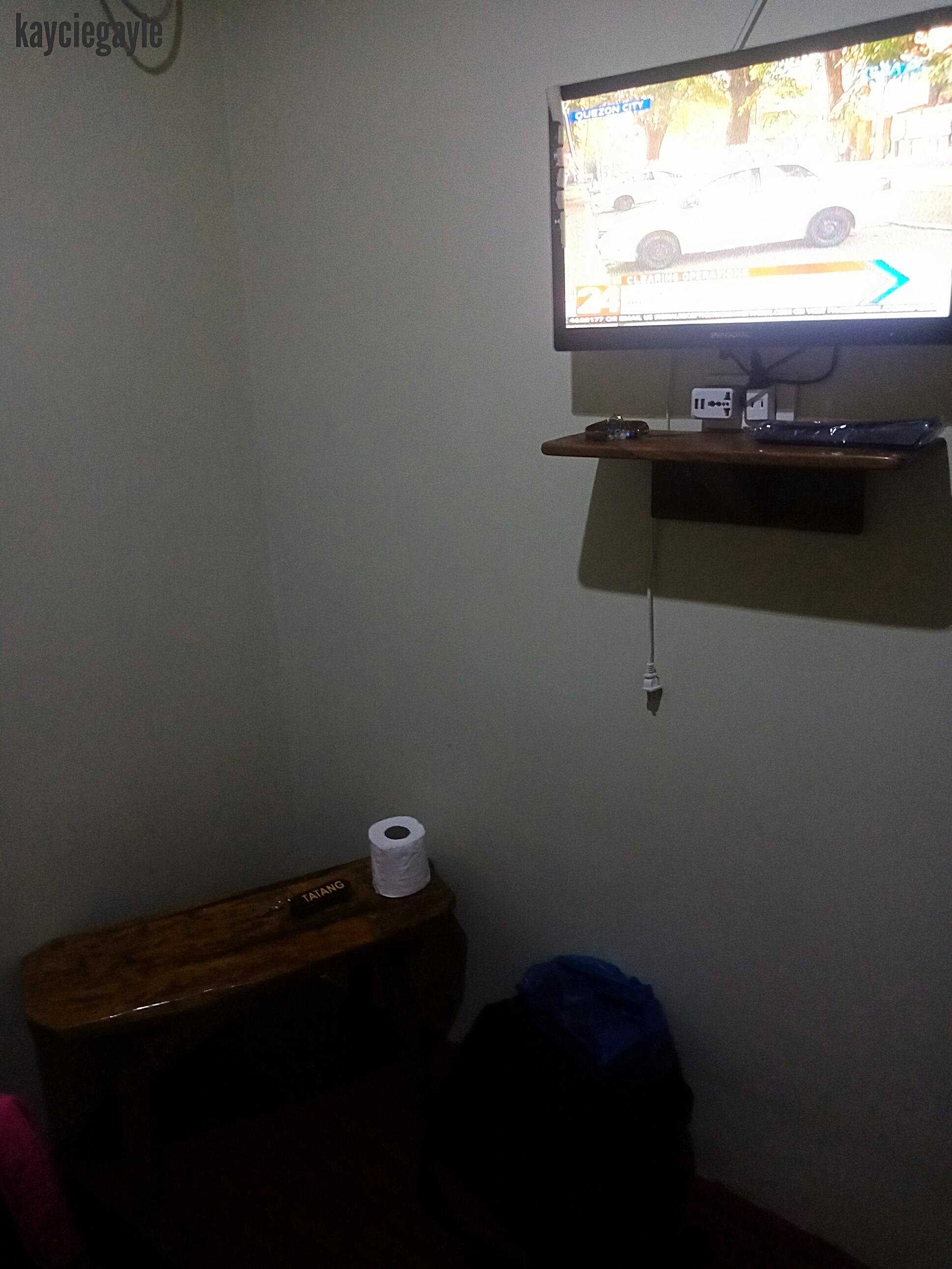 Casa de Viajero Tourist Inn TV