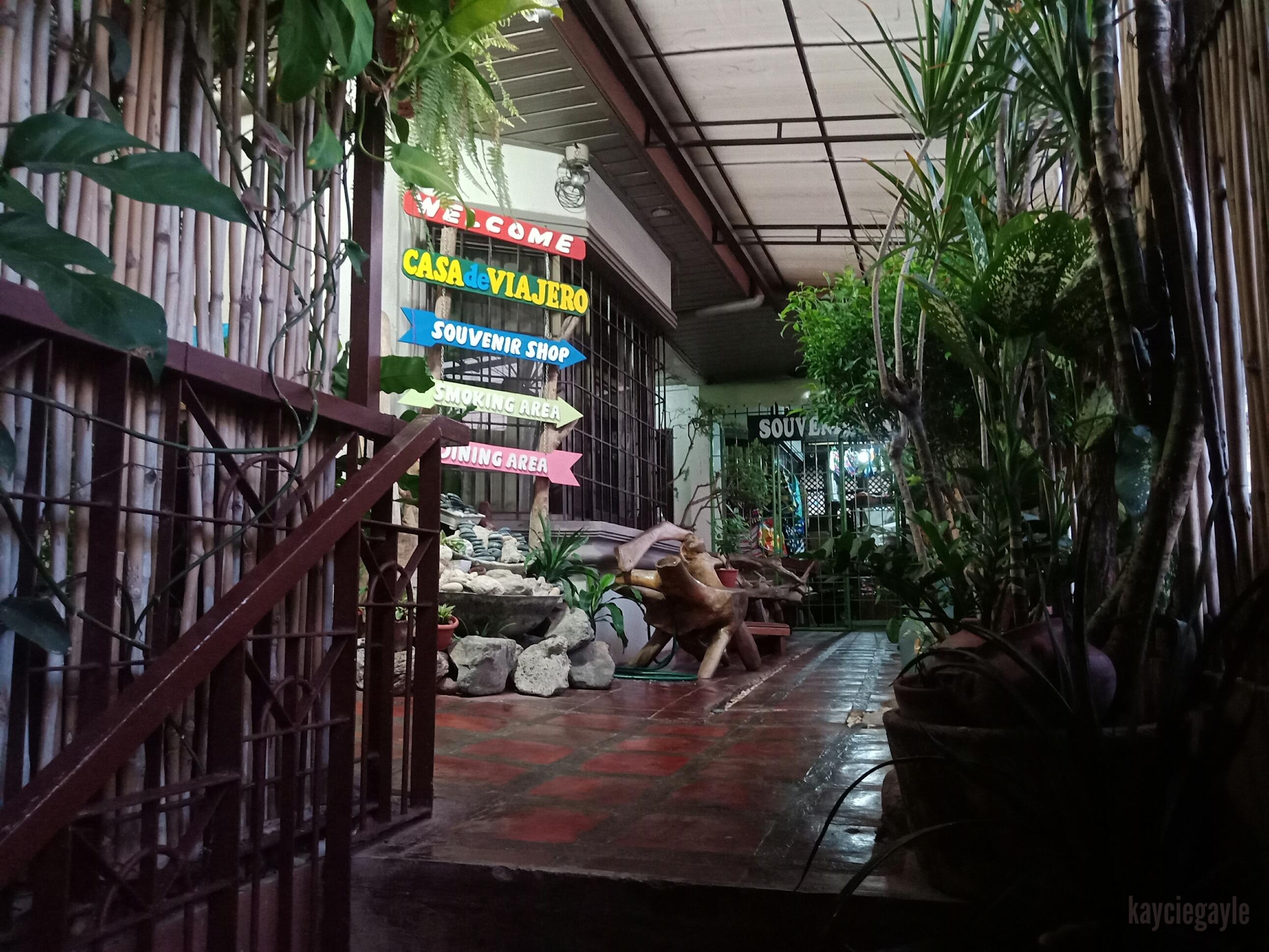 Casa de Viajero Tourist Inn Stairs