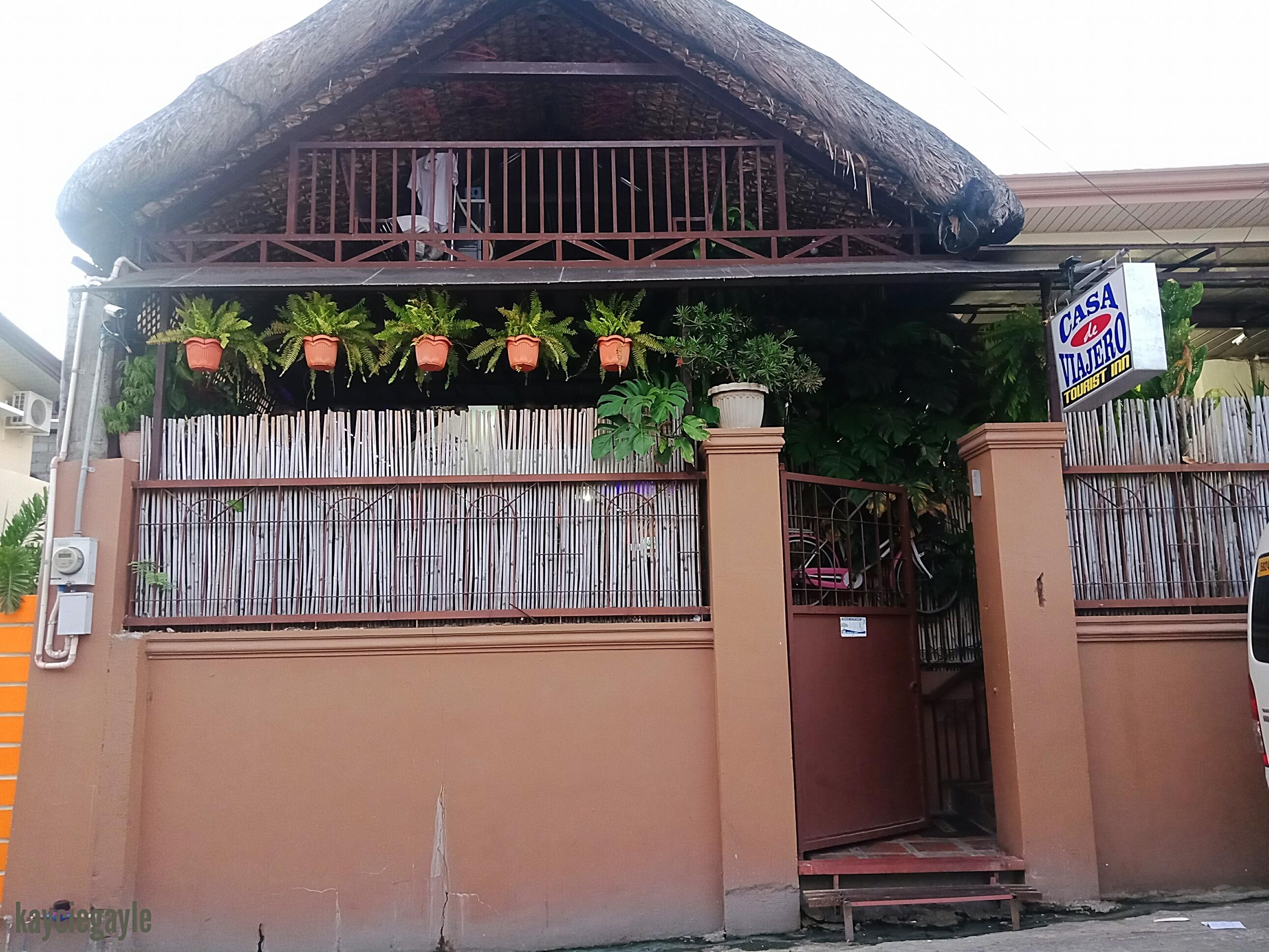 Casa de Viajero Tourist Inn Facade