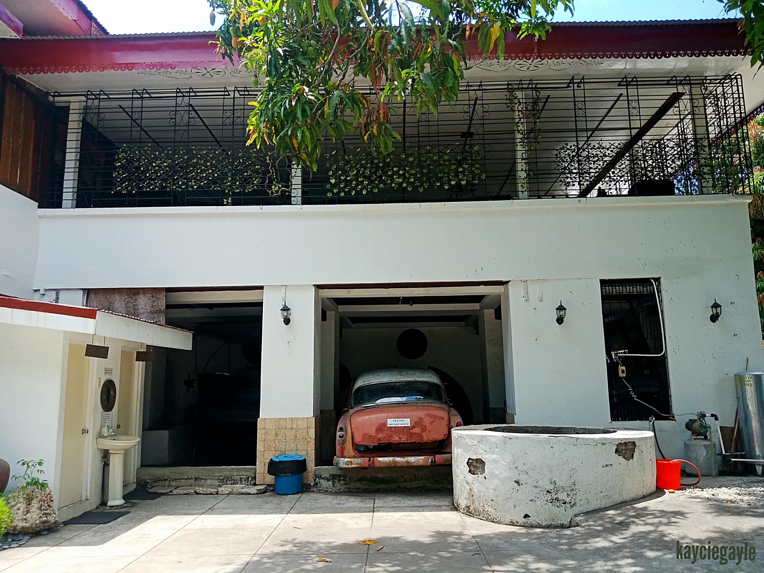 Crisologo Museum Vigan Ilocos Sur Philippines Parking Area