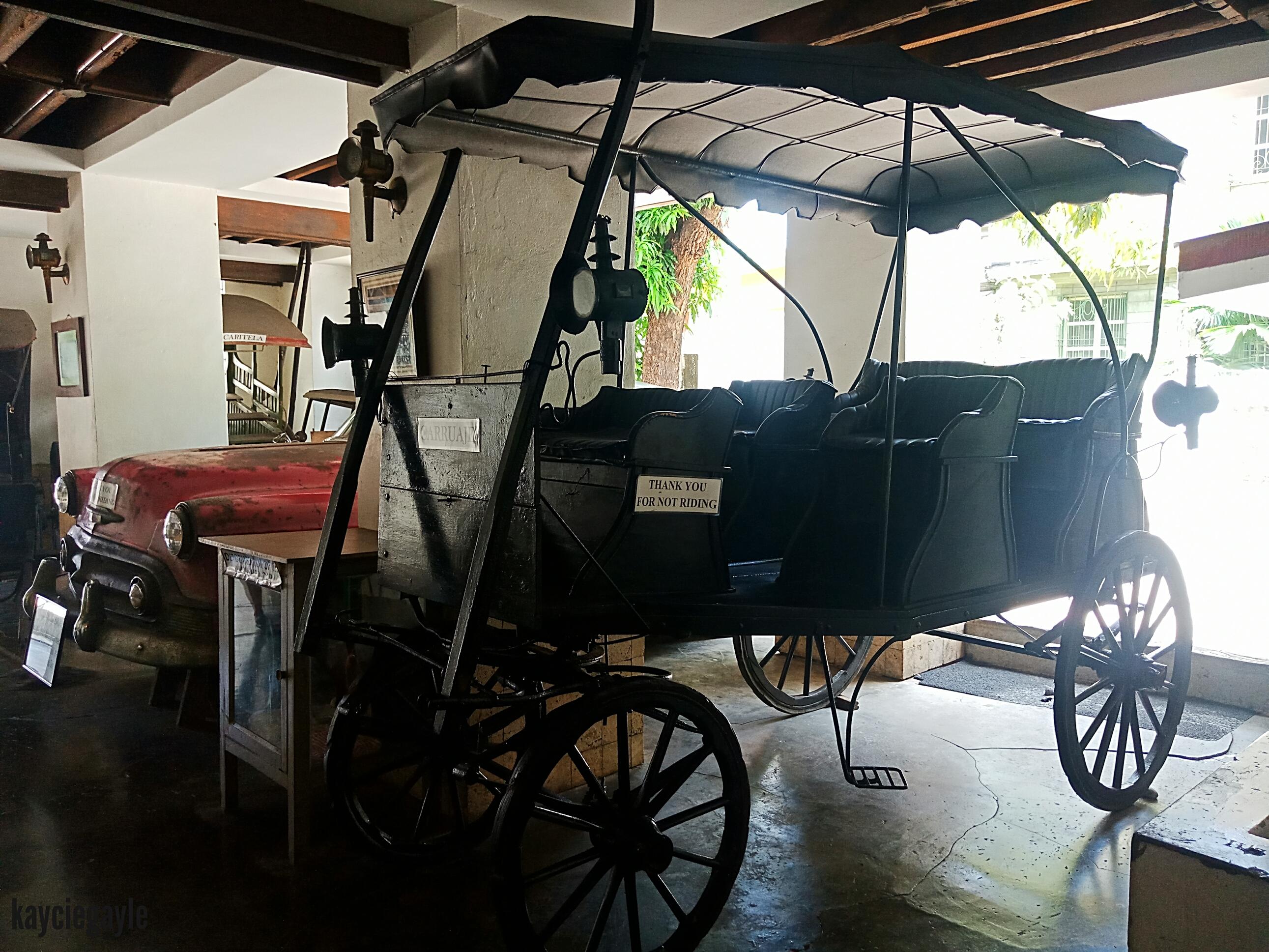 Crisologo Museum Vigan Ilocos Sur Philippines Carruaje