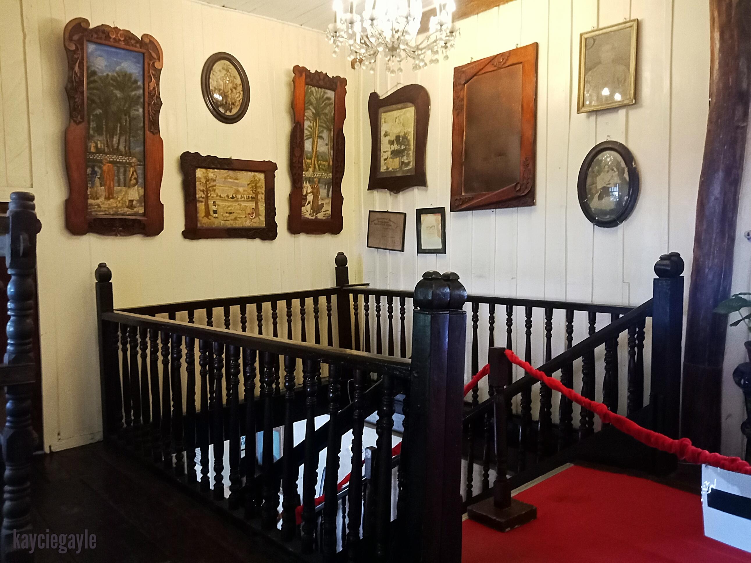 Crisologo Museum Vigan Ilocos Sur Philippines Stairs