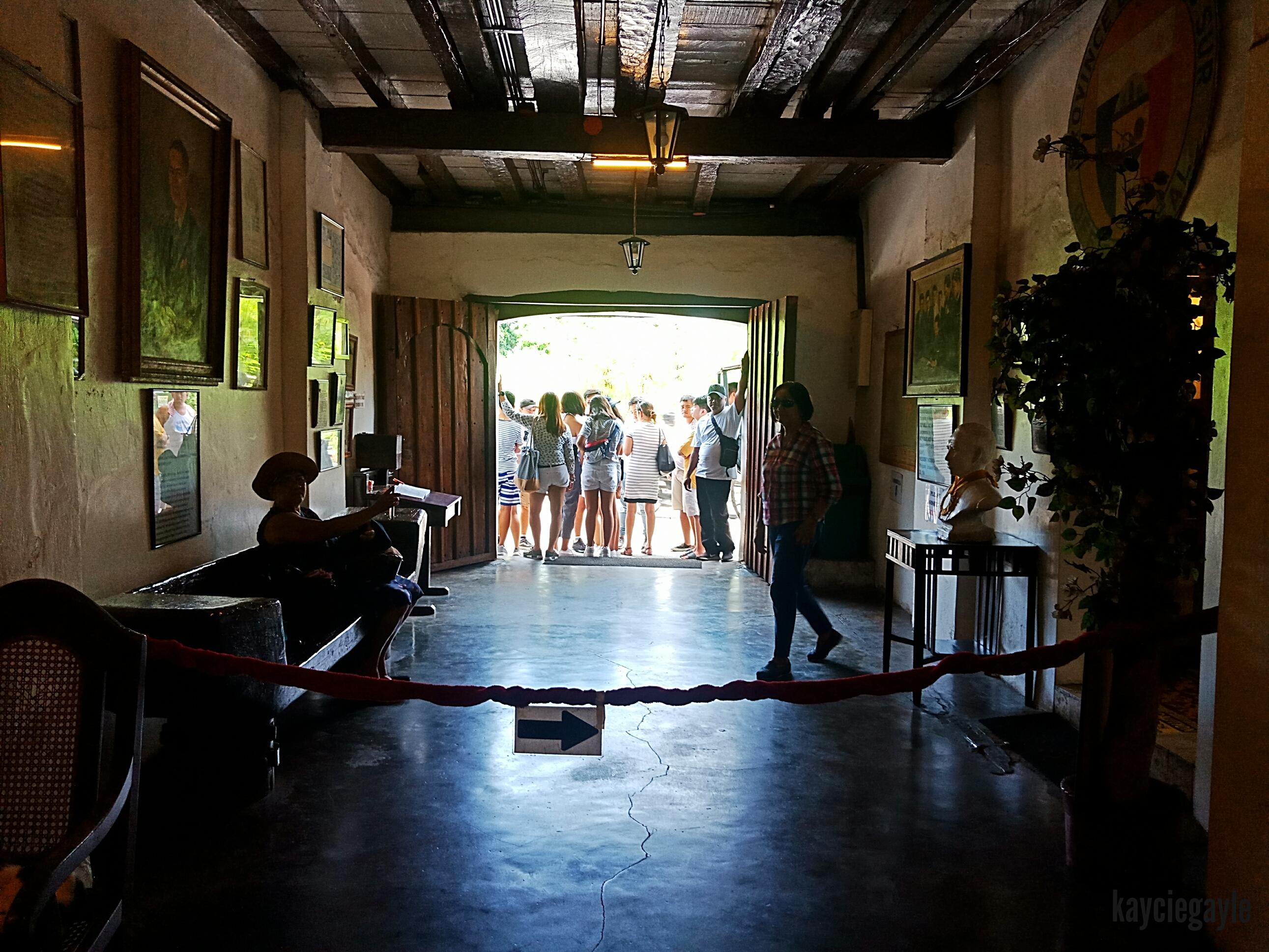 Crisologo Museum Vigan Ilocos Sur Philippines Museum's Entrance