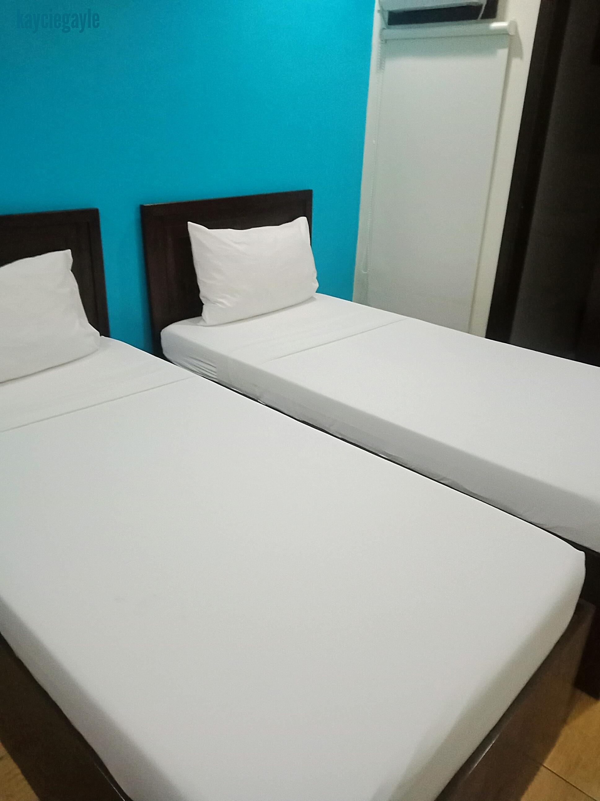 Rana Hotel Cebu City Philippines Bedroom
