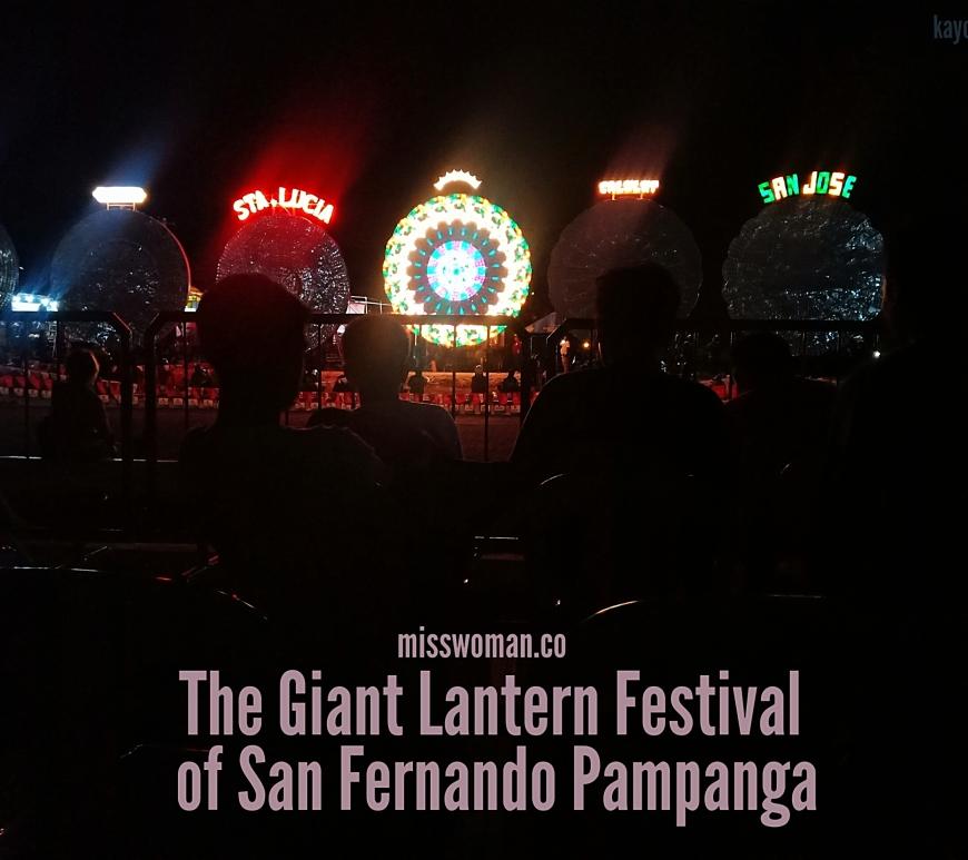 Ligligan Parol the Giant Lantern Festival in the Philippines