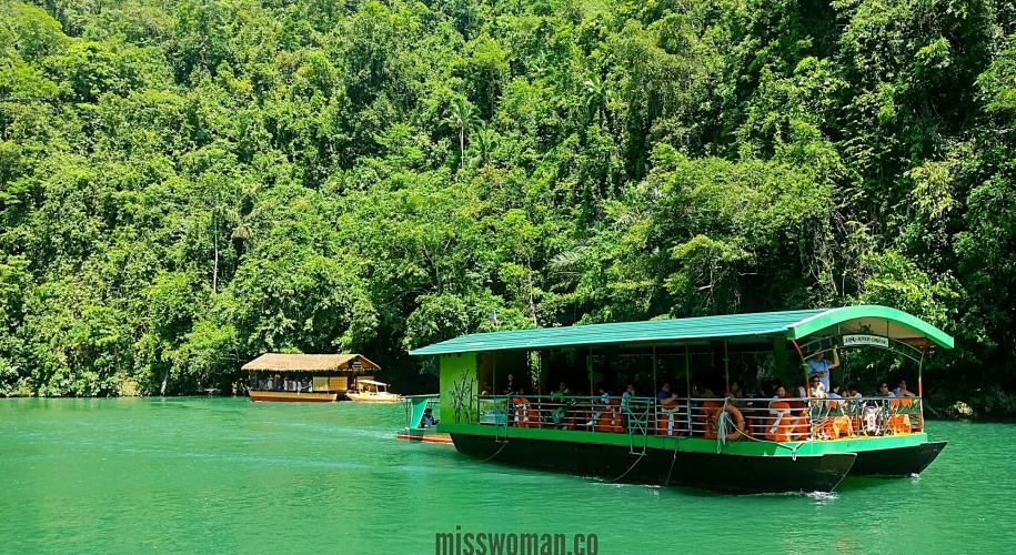 Loboc River Cruise - Lunch Buffet Floating Restaurant in Bohol
