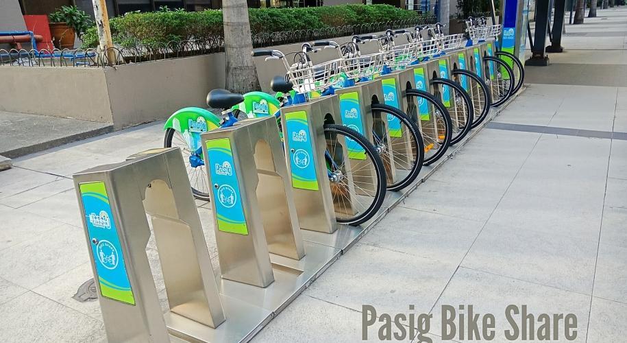 Pasig Bike Share