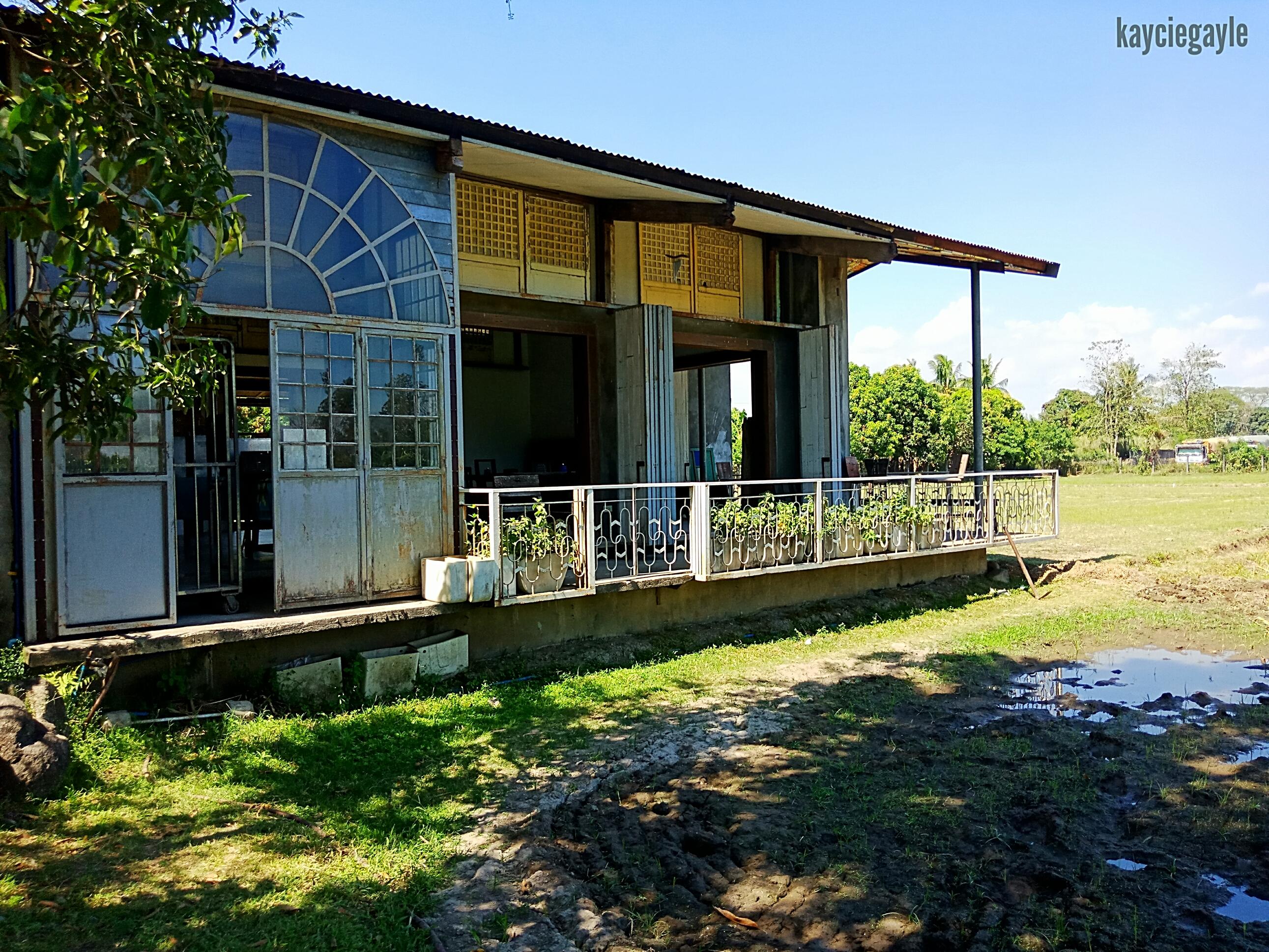 Hacienda Tour at Prado Farm Lubao Pampanga Farmhouse