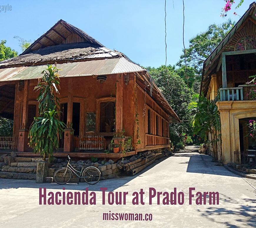 Hacienda Tour at Prado Farm Lubao Pampanga
