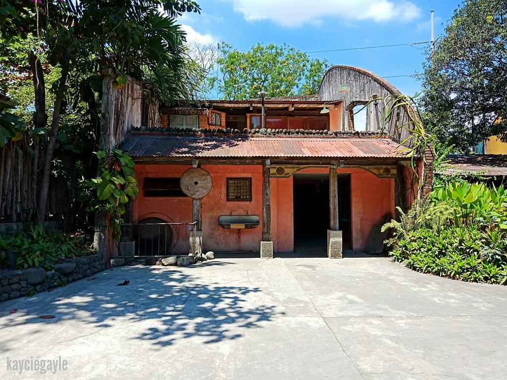 Hacienda Tour at Prado Farm Lubao Pampanga Pink house