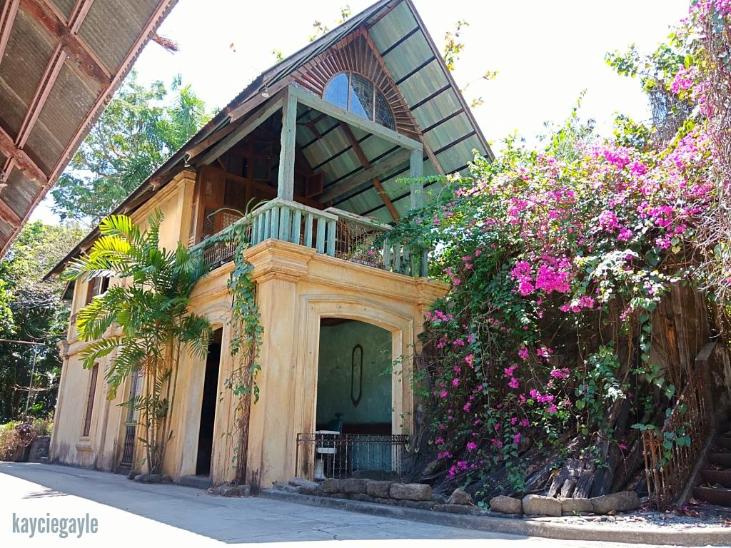 Hacienda Tour at Prado Farm Lubao Pampanga Yellow House