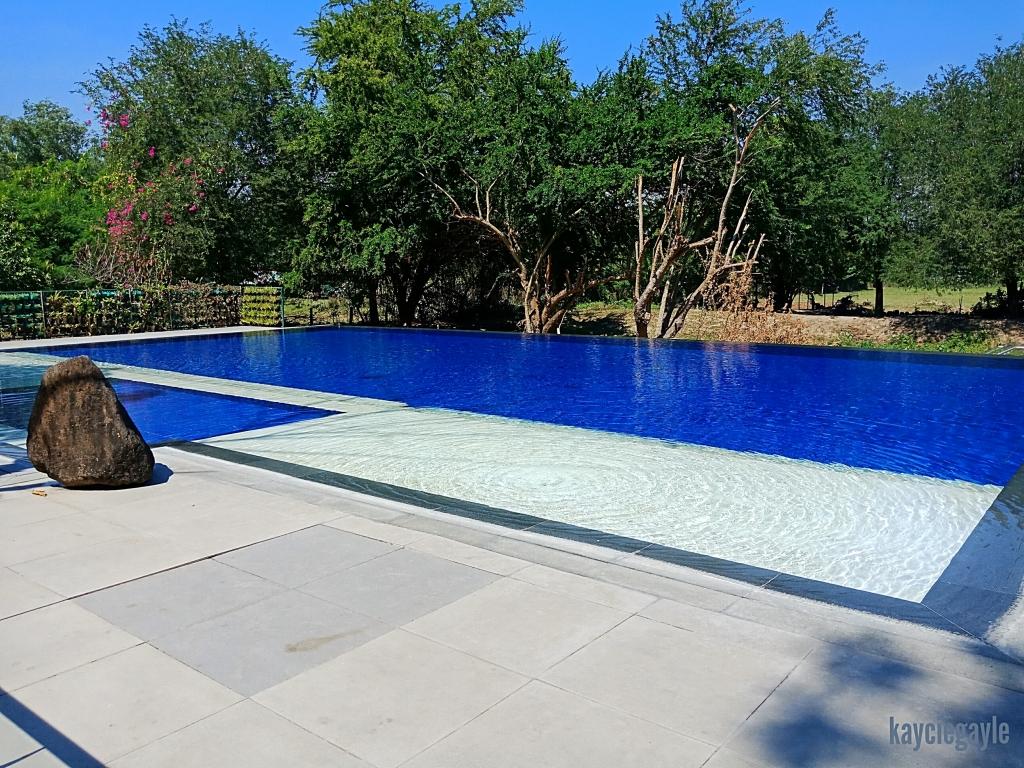 Hacienda Tour at Prado Farm Lubao Pampanga swimming pool