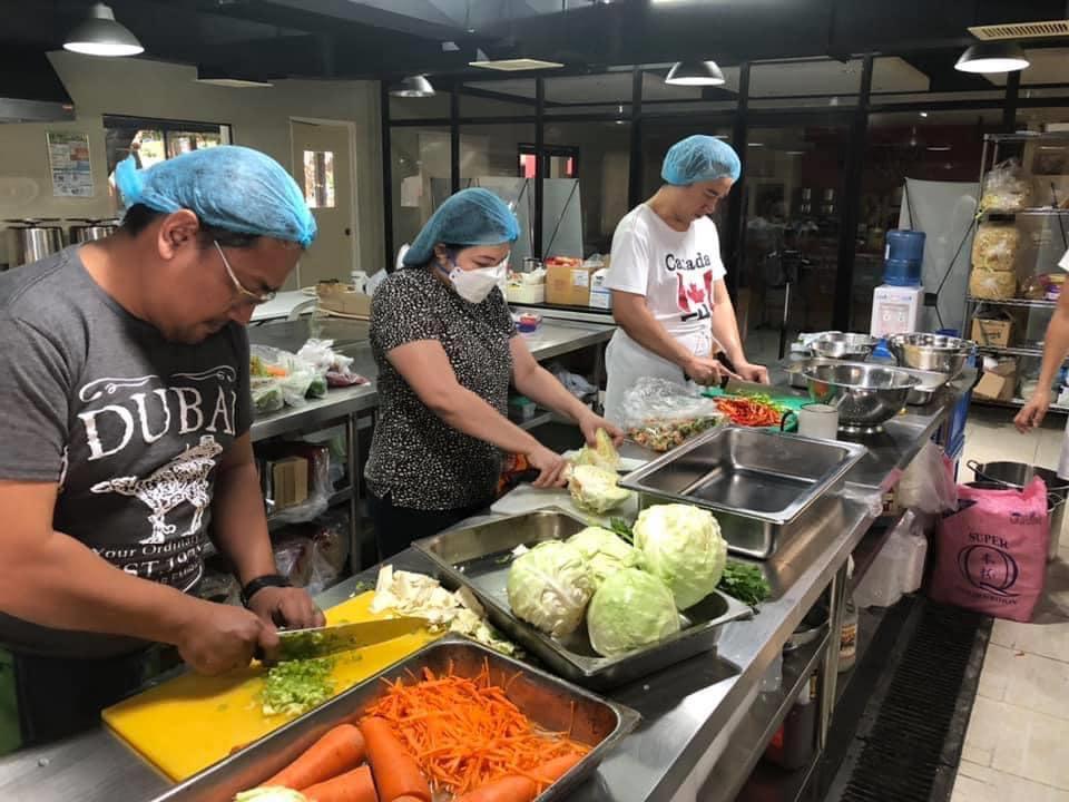 Lugud Balen Community kitchen