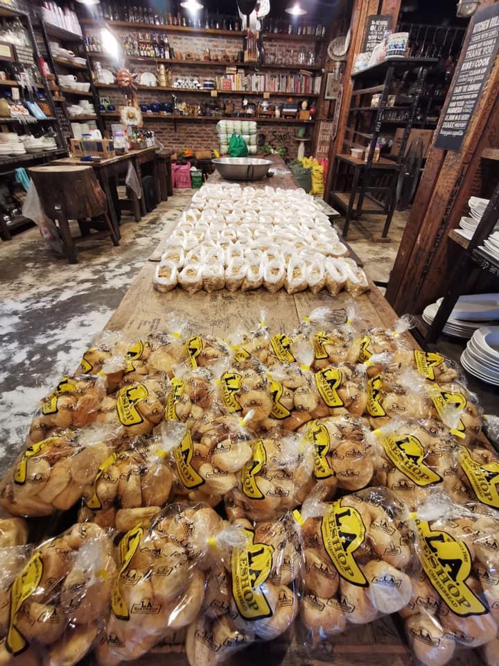 Lugud bread